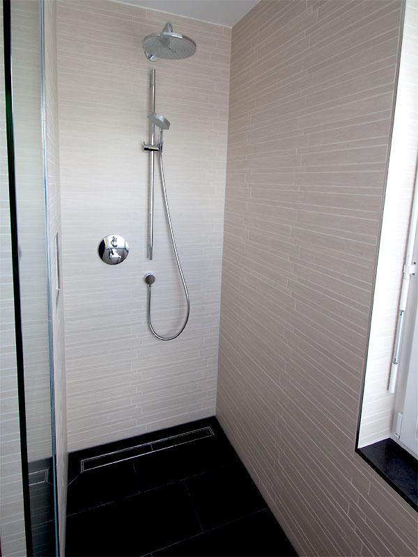 Bild einer Dusche