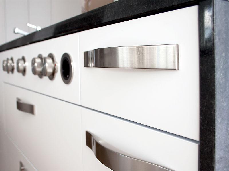 Bild einer Küchenfront